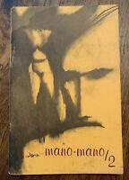 Mano-Mano/2 Poetry Anthology 1st Edition Bukowski Kerouac Kesey Cassady Di Prima