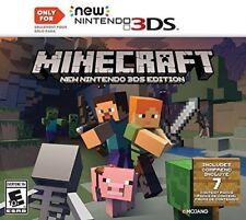 Minecraft: New Nintendo 3DS Edition (Nintendo 3DS) ™