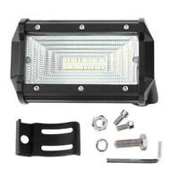 Flutlicht 24 LED Arbeitsscheinwerfer Scheinwerfer 72W 12V Strahler für SUV LKW