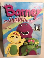Vintage Barney 5 DVD Box Set 'Barney Classic Collections' 2000/2001 Very Cool