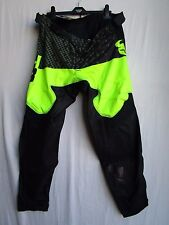 Men's THOR motocross pants PRIME TACH 34  2901-5653 black/flo green