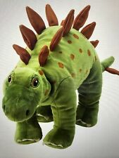 "Ikea Jattelik Dinosaur Stegosaurus 20"" Soft Stuffed Animal"