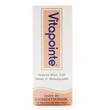 Vitapointe leave in Conditioner 50ml - To Revitalise Dry Hair - New & Boxed