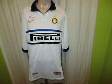 """Inter Mailand Original Nike Auswärts Trikot 1998/99 """"Pirelli"""" Gr.XXL Neuwertig"""