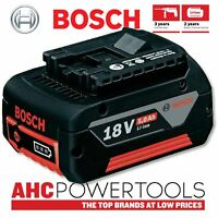 Bosch GBA 18v 5.0ah Li-ion Coolpack Battery Pack - 1600A002U5, 2607337069