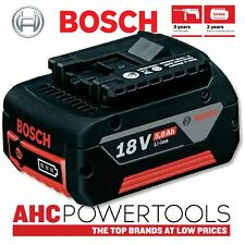 Bosch 18v 5.0ah Li-ion Coolpack Battery Pack - 1600A002U5, 2607337069