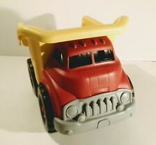 Green Toys Dump Truck - Red & Yellow