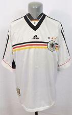 VTG Adidas Germany 1998 Shirt Football Soccer Trikot Jersey Deutscher Fussball 2