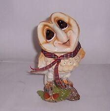 LITTLE PAWS From Arora - Owlbert the Barn Owl
