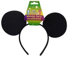 Diadema orejas de ratón Fancy Dress Costume Mickey Minnie-Accesorio De Fiesta