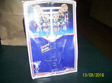 """Packaged: Small Clear Plastic """"Charming Stand"""" Jewelry Display Stand  SeePic"""