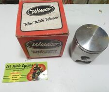 NOS WISECO PISTON KIT FOURTH OVER 1972-1974 125 YAMAHA AT2 IT DT 316-11631-00
