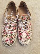 Hotter Casual Floral Comfort Flats for Women