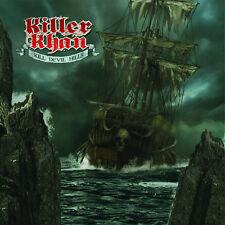 KILLER KHAN - Kill Devil Hills (NEW*LIM.500 + 2 BONUS*US METAL*DIO*OZZY*J.PRIEST
