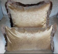 Silk Floral Decorative Cushion Covers