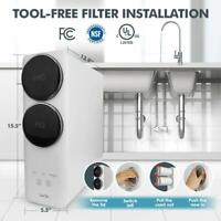 CUNO AQUA-PURE APRO-5000 UNDER-SINK REVERSE OSMOSIS SYSTEM