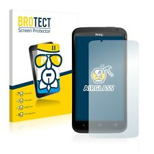 HTC One X Best Glass Screen Protector Ultra Thin Protection Film Flexible