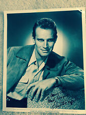 Autograph To Nancy Sue Best Regards Charlton Heston  Vintage 1956