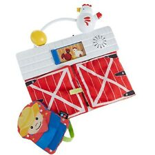 Fisher Price MY FIRST FARM Baby Rooster Cow Coordination Fine Motor Skills NEW