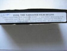 The Narrow Road 1912 & Alias Jimmy Valentine 1915 Silent Gangster Film Begins