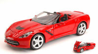 Model Car diecast Maisto Corvette Stingray Coupe 1:24 vehicles