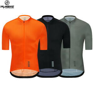 Top Quality Pro Team aero Short sleeve cycling jersey pro fit lightweight Fully