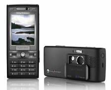 Sony Ericsson K800 Cybershot (Unlocked) Black Cell Phone Retro 3G GSM Tri-Band