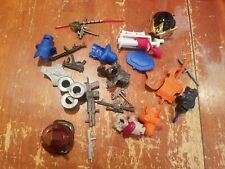 Lot of Mixed Action Figure Wespons and Accessories