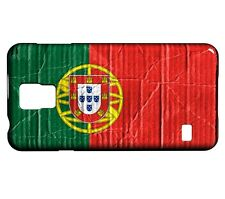 Coque Samsung Galaxy S5 Mini Drapeau PORTUGAL 04