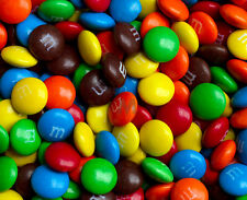 M&Ms PLAIN 5 LB Bulk Vending Machine Chocolate Candy New Candies FREE SHIPPING
