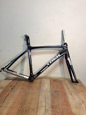 Trek Madone Carbon Bike Frame!~52 Cm~Black/Blue~Made in USA!
