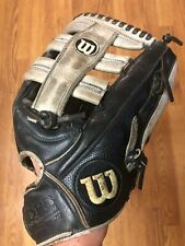RARE Wilson A2000 - Pro Stock Dual Welting DFS A1955 SuperSkin Glove Japan RHT