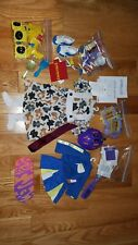 Amazing Ally Doll Accessories Lot ~ Clothes, Shoes, Helmet, More! Vintage