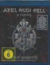 AXEL RUDI PELL / MAGIC MOMENTS - 25TH ANNIVERSARY SPECIAL SHOW * NEW BLU-RAY *