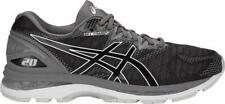 Asics Gel-Nimbus 20   Men's Running Shoes   Black Grey White   Size 8
