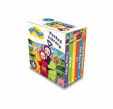 Teletubbies: Pocket Library Board book – Book/Gift BN