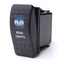 Car Boat ARB Carling Dual LED Back Light Rocker Switch SPST ON-OFF 12/24V  F8Z4