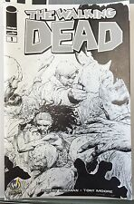 WALKING DEAD #1 Nashville 2015 Wizard World Comic Exclusive Variant Opena Sketch
