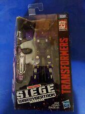 🆕 Transformers Generations BRUNT WEAPONIZER Deluxe Siege Action Figure Autobot