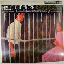Vinyl Record	Jack Beeson William Saroyan Hello Out There	ML 5265	Columbia Master