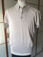 Mc Gregor  polo beige tg 52-54 (UK 44) made in Scotland