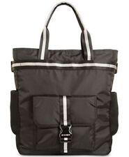 2(x)ist Men's Nylon Tote Bag Black New 603679230558