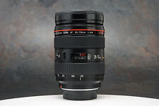 - Canon EF 28-70mm f2.8 L USM Lens for Canon EOS Film or Digital Hazy