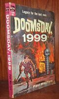 MacTyre, Paul DOOMSDAY, 1999  1st Edition 1st Printing