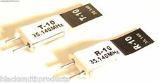 RC Helicopter Crystal RX & TX 35 MHZ 35.140 FM 35MHZ Single Conversion