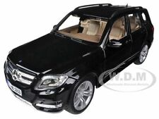 MERCEDES GLK CLASS BLACK 1/18 DIECAST CAR MODEL BY MAISTO 36200
