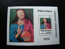 GRANADINAS - sello yvert y tellier colección Nº 39 N (Z4) stamp