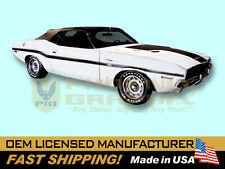 1970 Dodge Challenger R/T RT Decals & Stripes Kit
