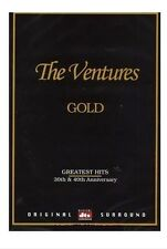 The Ventures DVD - GOLD Greatest hits 30th 40th anniversary (New & Sealed)