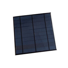 5V 4.5W Polycrystalline Solar Cell Photovoltaic Panel Epoxy Solar Panel Charge